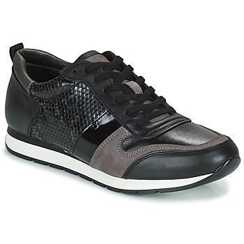 Sapatos Mulher Sapatilhas Betty London PERMINE Preto