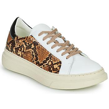 Sapatos Mulher Sapatilhas Betty London PAROLE Branco