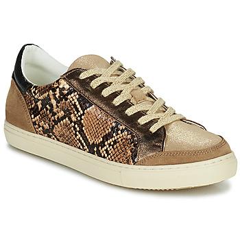 Sapatos Mulher Sapatilhas Betty London PERMINA Castanho