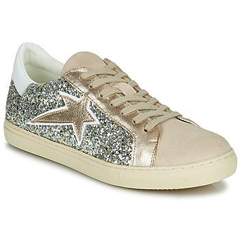 Sapatos Mulher Sapatilhas Betty London PAPIDOL Cinza