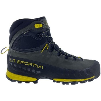 Sapatos Homem Botas de neve La Sportiva Botas  Tx5 Gtx Carbón Yellow Cinza