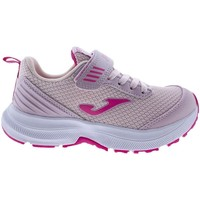 Sapatos Rapariga Sapatilhas de corrida Joma Zapatillas  Elite JR 2113 Rosa Rosa