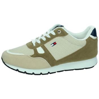 Sapatos Homem Sapatilhas Demax  Castanho