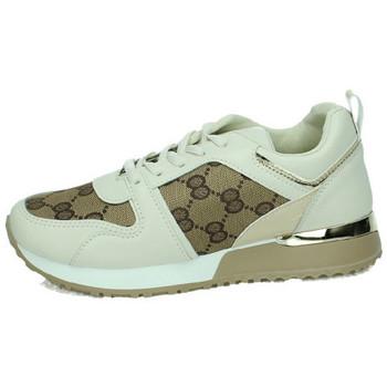 Sapatos Mulher Sapatilhas Demax  Bege