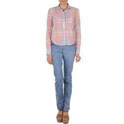 Calças Jeans Gant DANA SPRAY COLORED DENIM PANTS