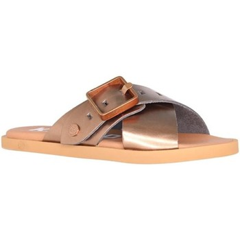 Sapatos Mulher Chinelos Kianid KND11040 Castanho