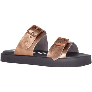 Sapatos Mulher Chinelos Kianid KND11046 Castanho
