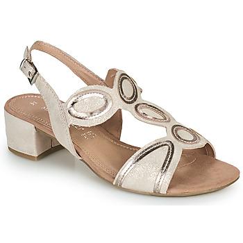 Sapatos Mulher Sandálias Marco Tozzi ANTHINEA Rosa