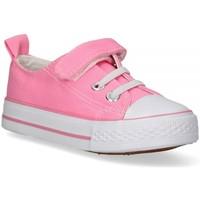 Sapatos Rapariga Sapatilhas Luna Collection 57724 rosa