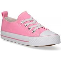 Sapatos Rapariga Sapatilhas Luna Collection 57725 rosa