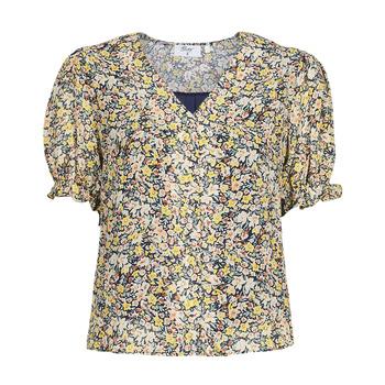 Textil Mulher Tops / Blusas Betty London  Multicolor