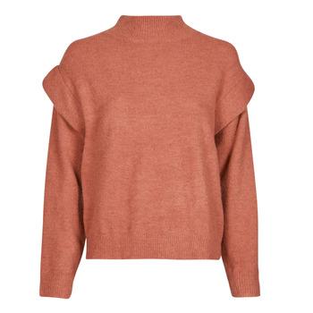 Textil Mulher camisolas Betty London  Rosa