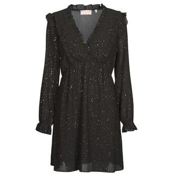 Textil Mulher Vestidos curtos Moony Mood PABBARETZE Preto