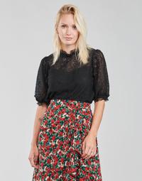 Textil Mulher Tops / Blusas Moony Mood PABBEILHANS Preto