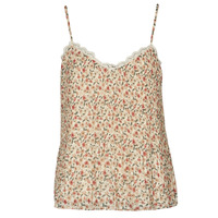 Textil Mulher Tops / Blusas Moony Mood ABERES Bege