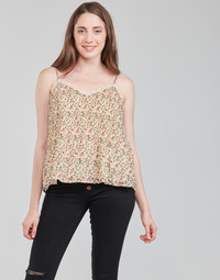 Textil Mulher Tops / Blusas Moony Mood PABERES Bege