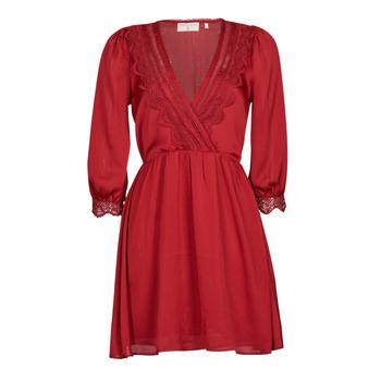 Textil Mulher Vestidos curtos Moony Mood PABIDOSE Vermelho