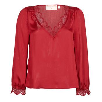 Textil Mulher Tops / Blusas Moony Mood PABITAIN Vermelho