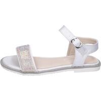 Sapatos Rapariga Sandálias Fiorucci BH173 Prata
