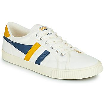 Sapatos Homem Sapatilhas Gola GOLA TENNIS MARK COX Branco / Azul / Amarelo