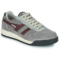 Sapatos Homem Sapatilhas Gola GOLA TREK LOW Cinza / Bordô