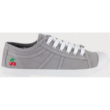 Sapatos Mulher Sapatilhas de ténis Le Temps des Cerises Basic 02 Cinza