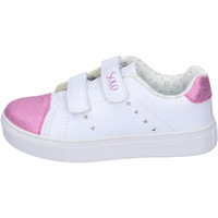 Sapatos Rapariga Sapatilhas Solo Soprani BH180 Branco