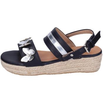 Sapatos Rapariga Sandálias Solo Soprani BH183 Azul
