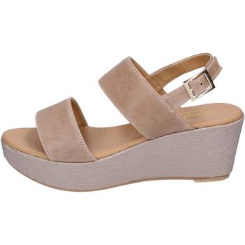 Sapatos Mulher Sandálias David Haron BH185 Bege