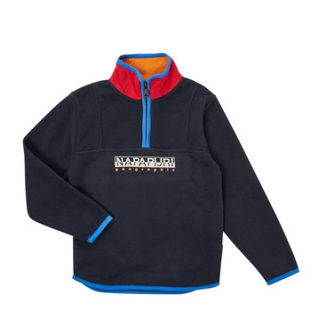 Textil Rapaz Casaco polar Napapijri TILO HZ Marinho