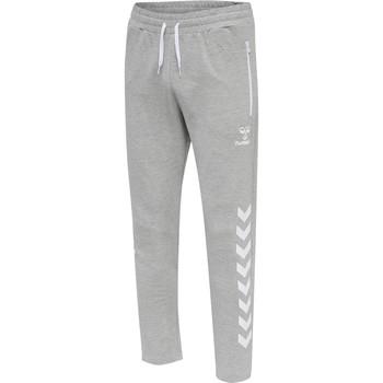 Textil Homem Calças de treino Hummel Pantalon  hmlray 2.0 tapered gris