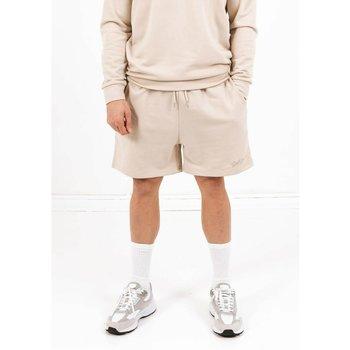 Textil Homem Shorts / Bermudas Sixth June Short  signature velvet logo beige