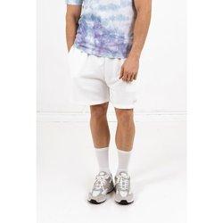 Textil Homem Shorts / Bermudas Sixth June Short  signature velvet logo blanc