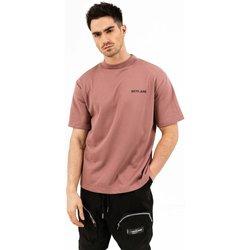 Textil Homem T-Shirt mangas curtas Sixth June T-shirt  essential rose