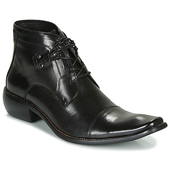 Sapatos Homem Botas baixas Kdopa CALI Preto