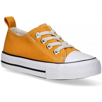 Sapatos Rapariga Sapatilhas Luna Collection 57727 amarelo