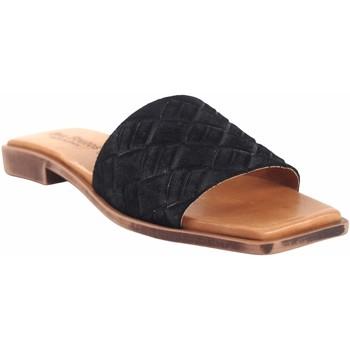 Sapatos Mulher Sandálias Eva Frutos Sandália senhora  c28 preta Preto