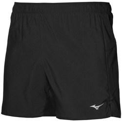 Textil Mulher Shorts / Bermudas Mizuno Core 55 Preto