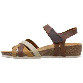 Sapatos Mulher Sandálias Senses & Shoes  Laranja