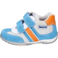 Sapatos Rapaz Sapatilhas Falcotto Sneakers BH196 Azul