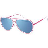 Relógios & jóias Homem óculos de sol Guess Sunglasses Gafas de sol Guess Rosa