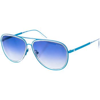 Relógios & jóias Homem óculos de sol Guess Sunglasses Gafas de sol Guess Azul