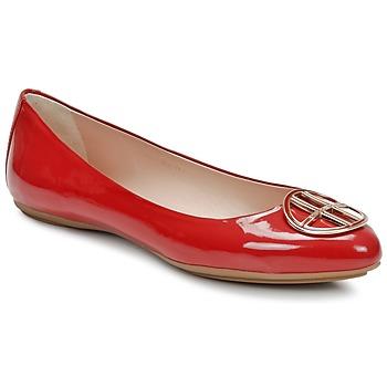 Sapatos Mulher Sabrinas Hugo Boss Black LISETTE Vermelho