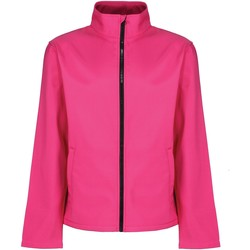 Textil Homem Corta vento Regatta RG627 Cor-de-rosa/preto quente
