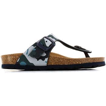 Sapatos Criança Chinelos Grunland CB0406 Cinzento