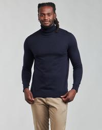 Textil Homem camisolas Selected SLHBERG Marinho