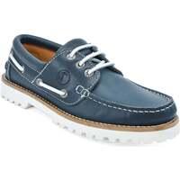 Sapatos Mulher Sapato de vela Seajure Sibang Boat Shoe Azul Marinho