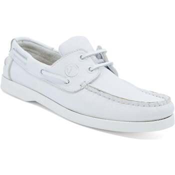 Sapatos Mulher Sapato de vela Seajure Shoal Boat Shoe Branco