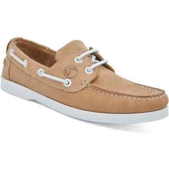 Sapatos Mulher Sapato de vela Seajure Noordhoek Boat Shoe Camel