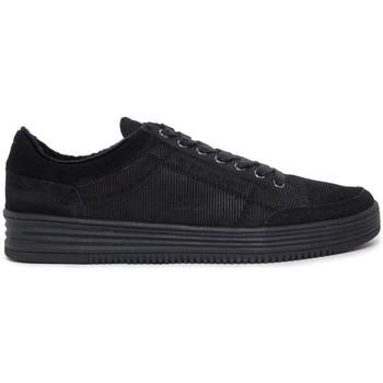 Sapatos Homem Sapatilhas Trussardi - 77A00014 Preto